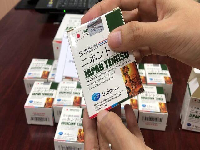 Nên đặt mua Tengsu tại các địa chỉ uy tín, cam kết chính hãng