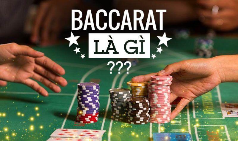 Game bài online Baccarat là gì?