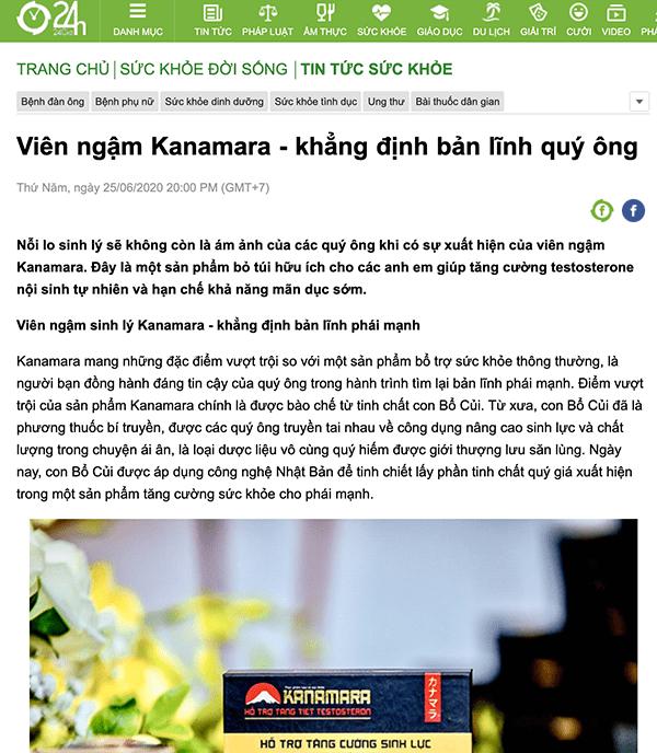Báo chí nói gì về kanamara