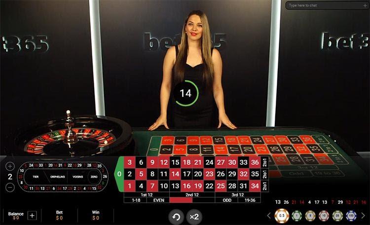 Roulette có luật chơi đơn giản