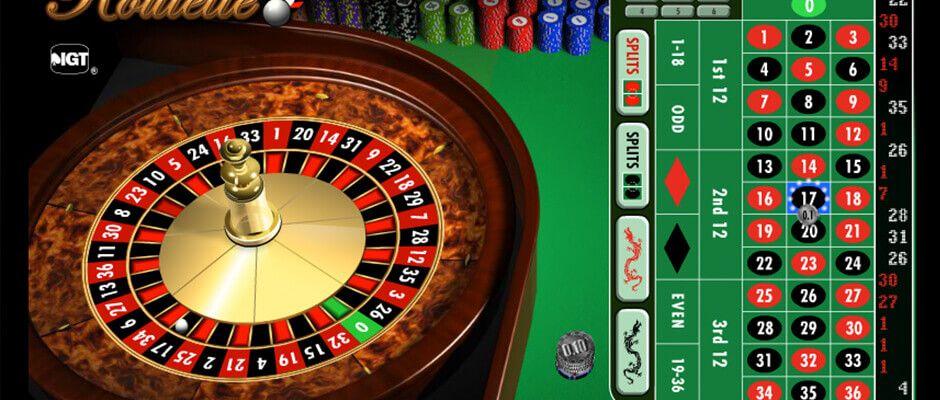 Trả thưởng cược đơn Roulette cao