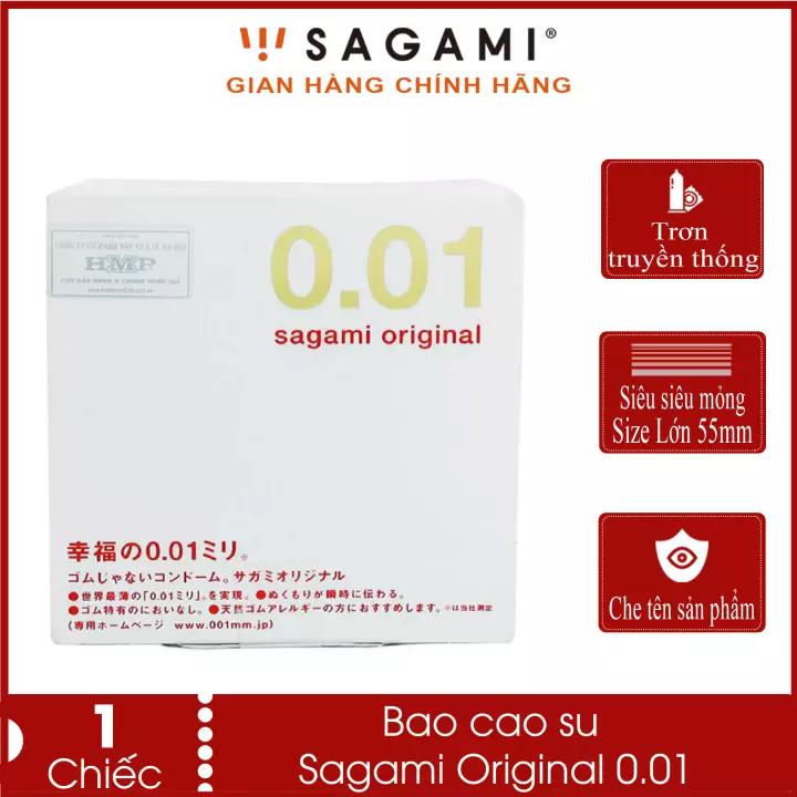 Sagami là thương hiệu lớn của Nhật Bản