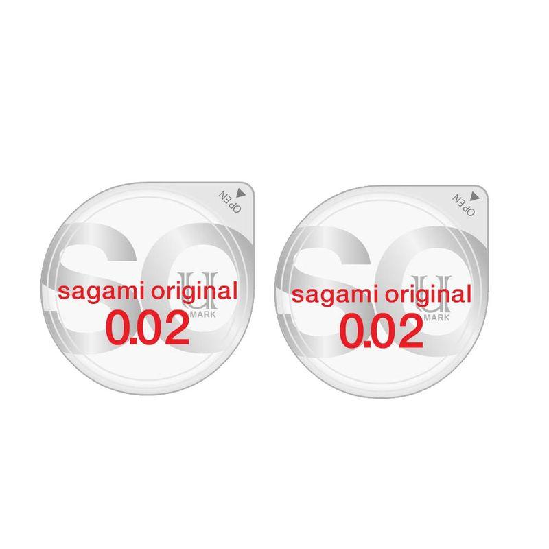 Bao cao su Sagami Xtreme Original 0.02 siêu chất lượng
