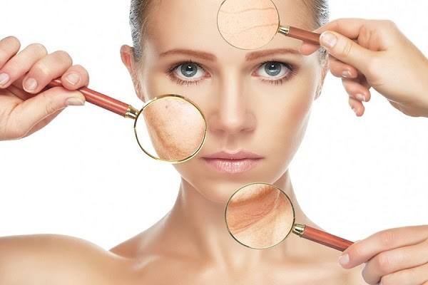 Glycerin giúp chống lại quá trình lão hóa da