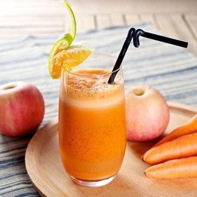 Một ly nước ép giúp giảm cân hiệu quả