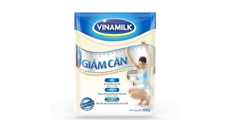 Thực đơn giảm cân tốt nhất với sữa giảm cân vinamilk One
