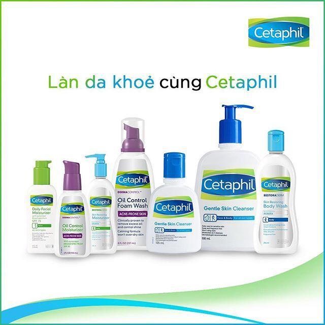 Sơ lược về thương hiệu Cetaphil