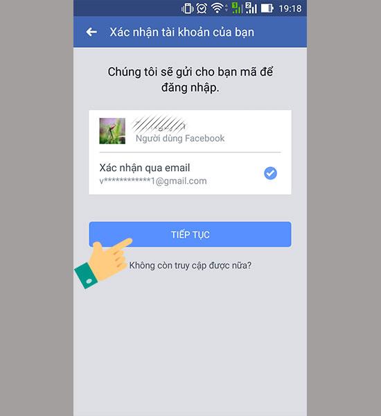 Lấy lại mật khẩu Facebook có khó không?