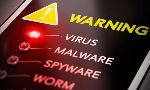 Kiểm tra virus và spyware