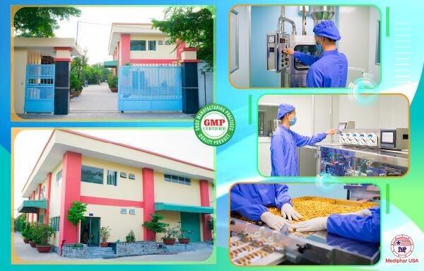công ty sản xuất TPCN uy tín HCM