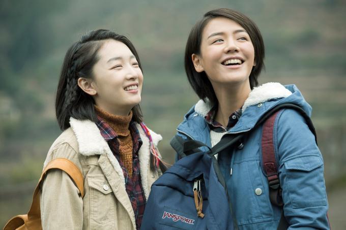 Hai nhân vật Thất Nguyệt và An Sinh trong phim