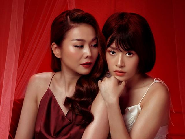 Chị chị em em do Thanh Hằng và Chi Pu thủ vai