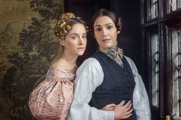 Hai nhân vật nữ chính trong Gentleman Jack (2019)
