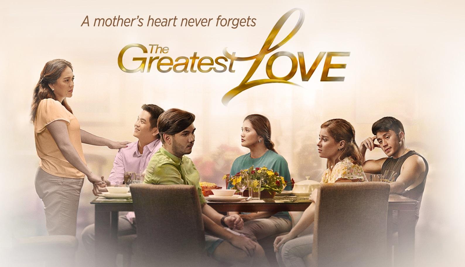 The Greatest Love (2016) luôn lôi cuốn khán giả