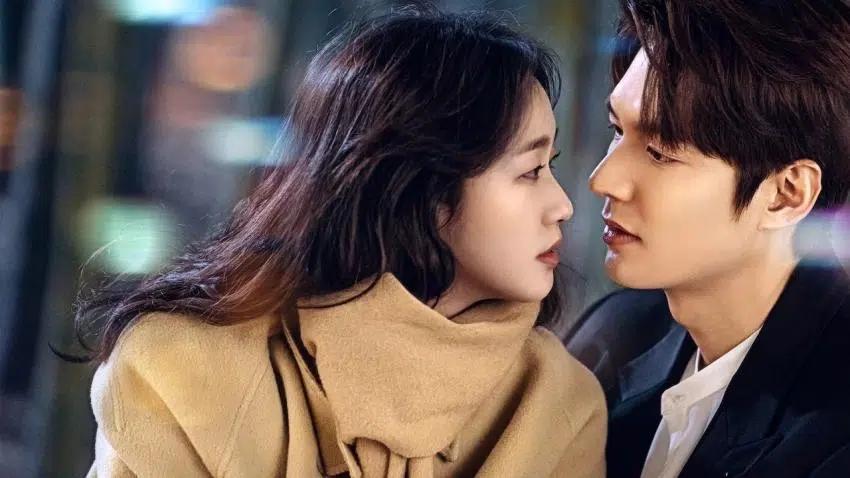 Quân Vương Bất Diệt là một bộ phim xuyên không Hàn Quốc hay
