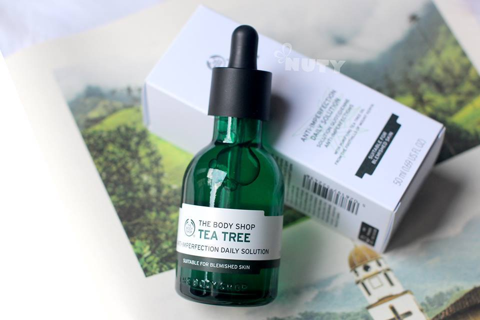 Serum Tea Tree Anti-Imperfection Daily Solution